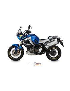 Escape Yamaha XT 1200 Z Supertenere 2010-2018 Mivv Y.034.LRX Speed Edge Inox