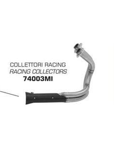 Colector Kawasaki Vulcan S 650 2017 2019 Arrow Racing 74003MI