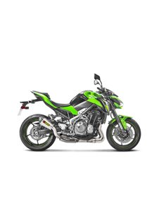 Escape Kawasaki Z900 2017-2019 Z900 A2 2018-2019 Akrapovic Titanio S-K9SO4-ASZT