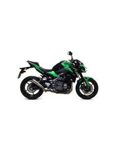 Escape Kawasaki Z900 2017-2019 Arrow Pro-Race Titanio 71856PR