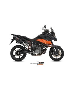 Escape KTM 990 Supermoto SMT 2009-2013 Mivv KT.013.L3C Oval Carbono
