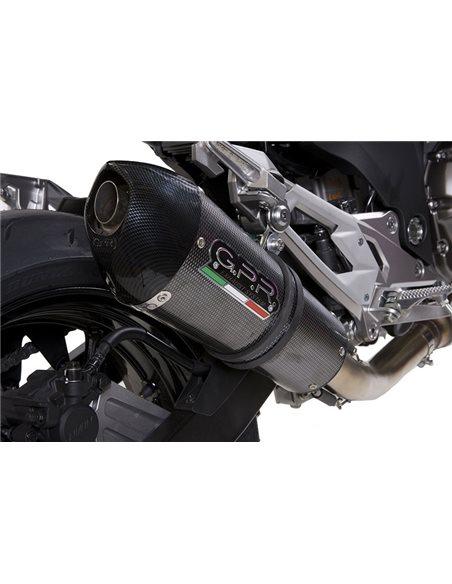 Escape Honda CBR 125 R 2011-2016 GPR H.205