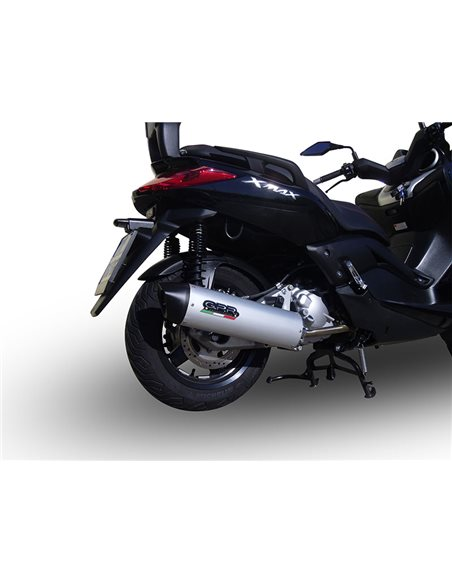 Escape Honda PCX 125 2014-2018 GPR  Furore Aluminio HON.4.FUAO