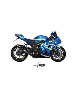 Escape Suzuki GSX-R 1000 2017-2019 Mivv S.050.LXBP GP PRO Acero inox black