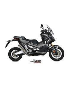 Escape Honda X-ADV 2017-2019 Mivv H.066.L6P GP PRO Titanio