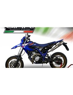 Escapes Yamaha WR 125 X 2009-2014 GPR Power Cross Y.186.PCX