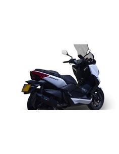 Escapes Yamaha X-MAX 400 I.E. 2013-2016 GPR GPE Negro Italia INOX YA.1.GPAN.NE