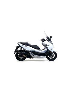 Escape Honda Forza 300 2018-2019 Arrow Urban Aluminio Dark 53530ANN