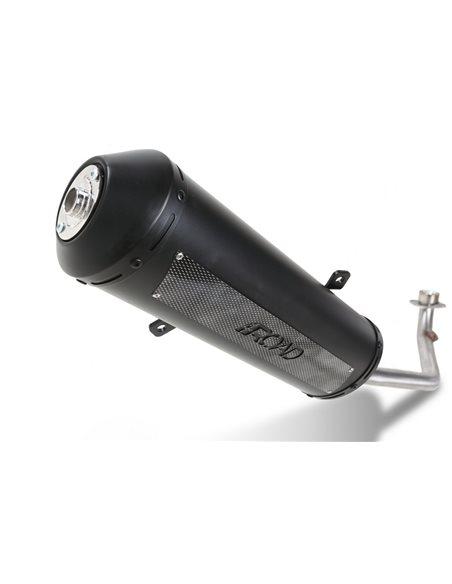 Escape Kymco Agility 150 R12 2007-2013 GPR 4Road SCOM.189.4RST