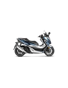 Escape Honda Forza 300 2018-2020 Akrapovic Acero Inox S-H3SO5-HRSS