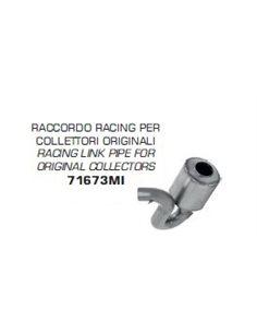 Conector Racing Ducati Monster 797 2017-2018 Arrow 71673MI