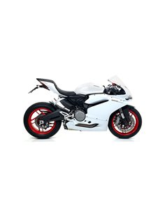 Escape Ducati Panigale 959 2016-2019 Arrow Works Titanio 71144PK