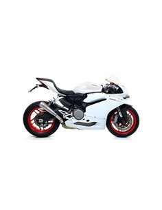Escape Ducati Panigale 959 2016-2019 Arrow Pro-Race Nichrom 71880PRI