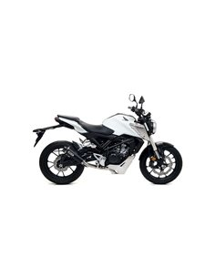 Escape Honda CB 125 R 2018-2019 Arrow X-Kone Nichrom Dark 51516XKN