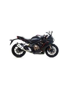 Escape Honda CB650R CBR650R 2019-2020 Arrow Thunder Aluminio 71892AK