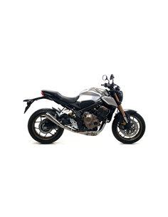 Escape Honda CB650R CBR650R 2019-2020 Arrow Pro-Race Titanio 71217PR