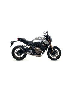 Escape Honda CB650R CBR650R 2019-2020 Arrow Pro-Race Nichrom Dark 71217PRN