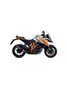 Escape KTM SuperDuke GT 2017-2018 Arrow Race Tech Aluminio Dark 71820AKN