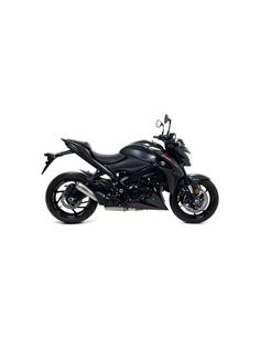 Escape Suzuki GSX-S 1000 GSX-S 1000 F 2017-2018 Arrow Pro-Race Nichrom 71828PRI