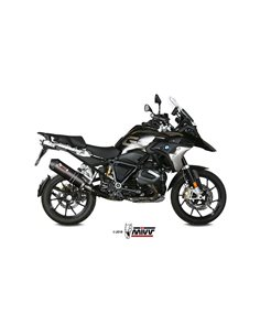Escape BMW R 1250 GS 2018 Mivv Oval Carbono B.034.LEC