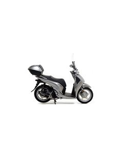 Escape Honda SH125 2017-2018 Arrow Urban Aluminio Dark 53514ANN