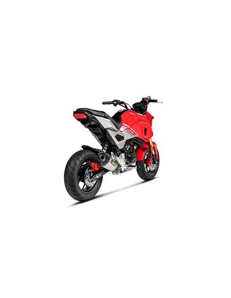 Escape Honda MSX/Grom 2016-2019 Akrapovic Racing Line Titanio S-H125R6-ASZT/1