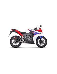 Escape Honda CBR125R 2011-2016 Akrapovic Racing Line Carbono S-H125R10-ZC