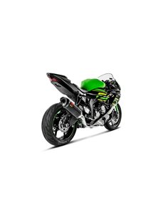 Escape Kawasaki Ninja ZX-6R 2009-2019 Akrapovic Racing Line Carbono S-K6R11-RC