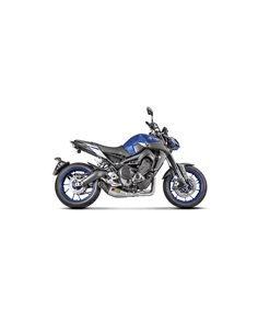 Escape Yamaha MT-09 Tracer 900 2014-2019 Akrapovic Racing Line Titanio S-Y9R8-HEGEHT