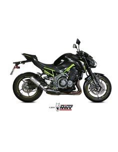Escape Kawasaki Z900 2017-2019 Mivv MK3 Acero Inox K.045.LM3X