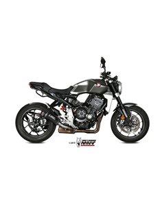 Escape Honda CB1000R 2018-2019 Mivv MK3 Carbono H.069.LM3C