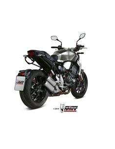 Escape Honda CB1000R 2018-2019 Mivv MK3 Acero Inoxidable H.069.LM3X