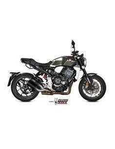 Escape Honda CB1000R 2018-2019 Mivv MK3 Acero Inoxidable Negro H.069.LM3B