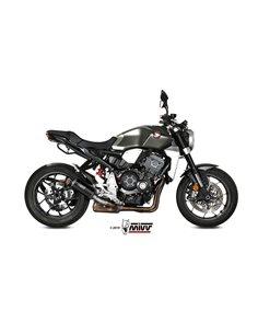 Escape Honda CB1000R 2018-2019 Mivv MK3 Acero Inoxidable Negro H.068.LM3B