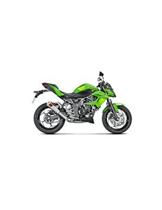 Escape Kawasaki Ninja 250SL 2015-2017 Akrapovic Slip-On Line Acero Inox S-K2SO8-CUBT