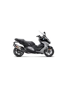 Escape BMW C650 Sport 2016-2019 Akrapovic Slip-On Line Titanio S-B6SO7-HZAAT
