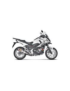 Escape Honda NC700X/S/D NC750X/S/D Integra 2012-2020 Akrapovic Titanio S-H7SO2-HRT