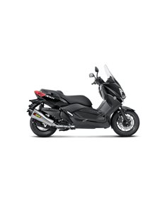 Escape Yamaha Majesty 400 2007-2015 X-MAX 400 2013-2016 Akrapovic Acero Inox S-Y4SO10-HZAASS