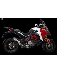 Escape Ducati Multistrada 1200 1260 Termignoni Titanio D19308040ITC