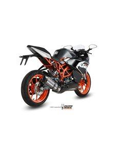 Escape KTM RC 125 2014-2016 Mivv Suono Acero Inox KT.016.L7