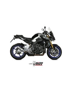 Escape Yamaha MT-10 2016-2019 Mivv MK3 Inox Y.057.LM3X