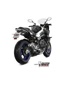 Escape Yamaha MT-10 2016-2019 Mivv MK3 Inox Negro Y.057.LM3B