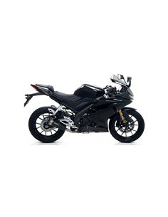 Escape Yamaha YZF-R 125 2019-2020 MT 125 2020 Arrow Pro Race Nichrom Dark 51004PRN