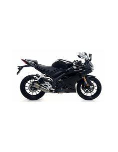 Escape Yamaha YZF-R 125 2019-2020 MT 125 2020 Arrow Street Thunder Aluminio 51518AK
