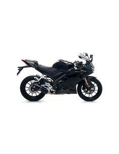 Escape Yamaha YZF-R 125 2019-2020 MT 125 2020 Arrow Street Thunder Aluminio Dark 51518AKN