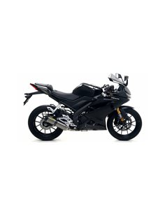 Escape Yamaha YZF-R 125 2019-2020 MT 125 2020 Arrow Street Thunder Titanio 51518PK