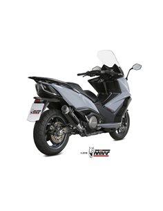 Escape Kymco AK 550 2017-2019 Mivv GP Pro Carbono O.008.L2P