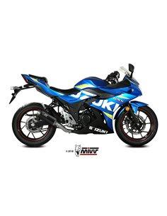 Escape Suzuki GSX 250R 2017-2019 Mivv GP Pro Carbono S.054.L2P