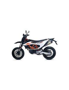 Escape KTM SMC 690 R Enduro 690 R 2019-2020 Arrow Race-Tech Aluminio 72624AK