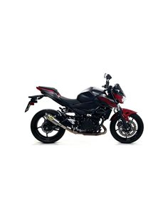 Escape Kawasaki Z400 2019-2020 Arrow GP2 Titanio 71541GP